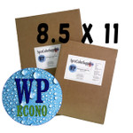 "Waterproof ECONO Film 8.5"" X 11"""