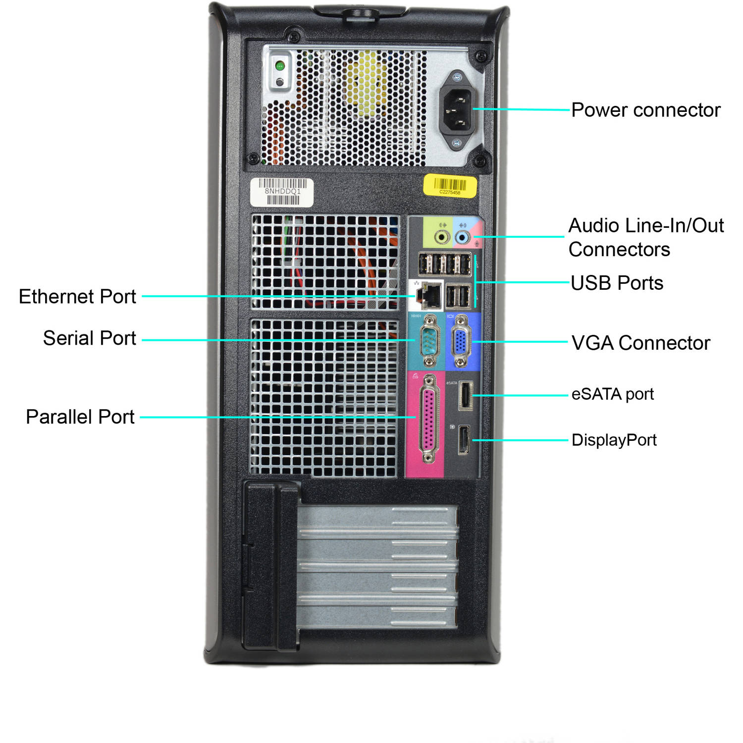 780 Optiplex Tower