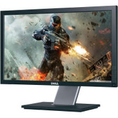 "Dell LED Widescreen Monitor 20"" Flat Panel P2011h"