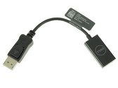Dell DisplayPort to HDMI Dongle Adapter Y4D5R YX7CK