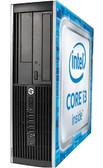 HP Elite 8200 i3 SFF Windows 7 Pro Computer