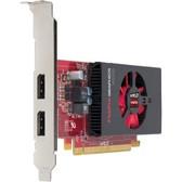 Dell AMD Firepro Y5FR3 W2100 2 GB Video Card - PCIe 3.0 16x