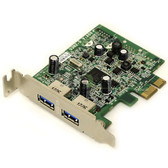 Dell 2 Port USB 3.0 PCIe Expansion Card FWGJ8