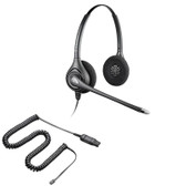 Plantronics SupraPlus HW261N On-Ear Headset