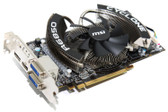MSI AMD Radeon HD 6850 R6850 Cyclone Video Card