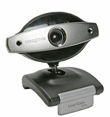 Creative Live! USB Webcam with Voice VF0170