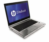 "HP EliteBook 8460p i5 8GB RAM 14"" Laptop Bent Corner"