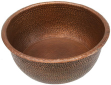 Pedicure Spa Foot Soak Copper Bowl