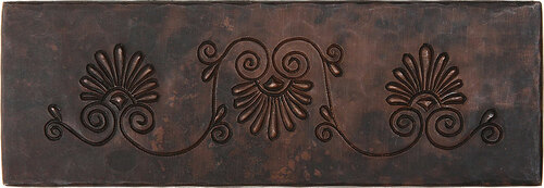 Fernale copper tile liner