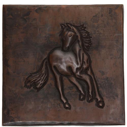 colt design copper tile