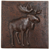 TL995 Moose Copper Tile