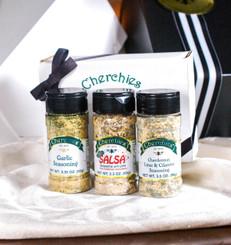 Cherchies Fiesta Seasoning  Trio Collection