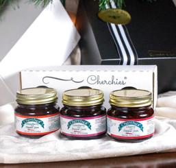 Cherchies Hot Pepper Jam Collection