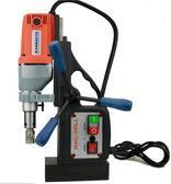BLUEROCK Red BRM-35A Magnetic Drill - Typhoon Mag Drill