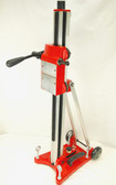 "BLUEROCK Model Z1T/S Tilting Stand for 4"", 8"", 10"" & 12"" Z1 Concrete Core Drills"