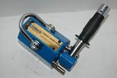 REFURB BLUEROCK Magnetic Lifter 100 KG - 220 Lbs Mag Crane Hoist Lifting Magnet