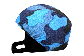 Camo Fade Away Helmet Cover