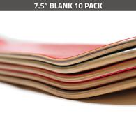 7.5 Blank Deck 10 Pack