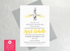 Lighthouse Wedding Bridal Shower Invitations