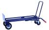 3 in 1 Heavy Duty Folding Solid Wheel Sack Truck - 200kg Capacity