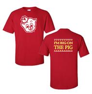 Red T-Shirt (Adult) - PWASRD