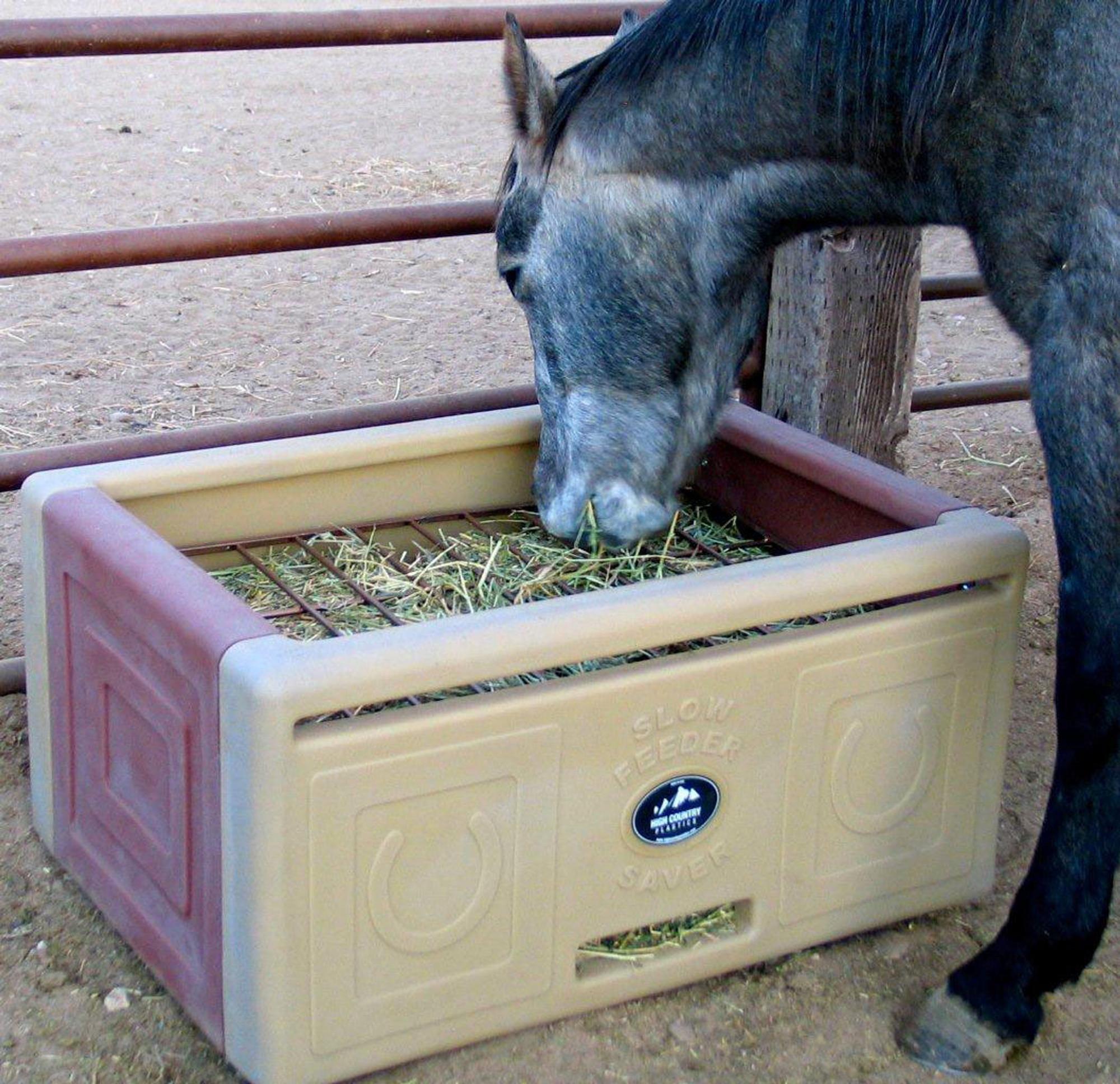 High Country Plastics Slow Feeder Saver Box Best Source