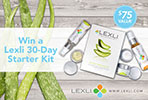 Lexli Starter Kit Giveaway