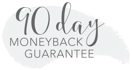 Lexli's 90 Day Money-back Guarantee