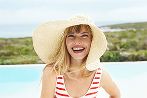 How to repair sun-damaged skin
