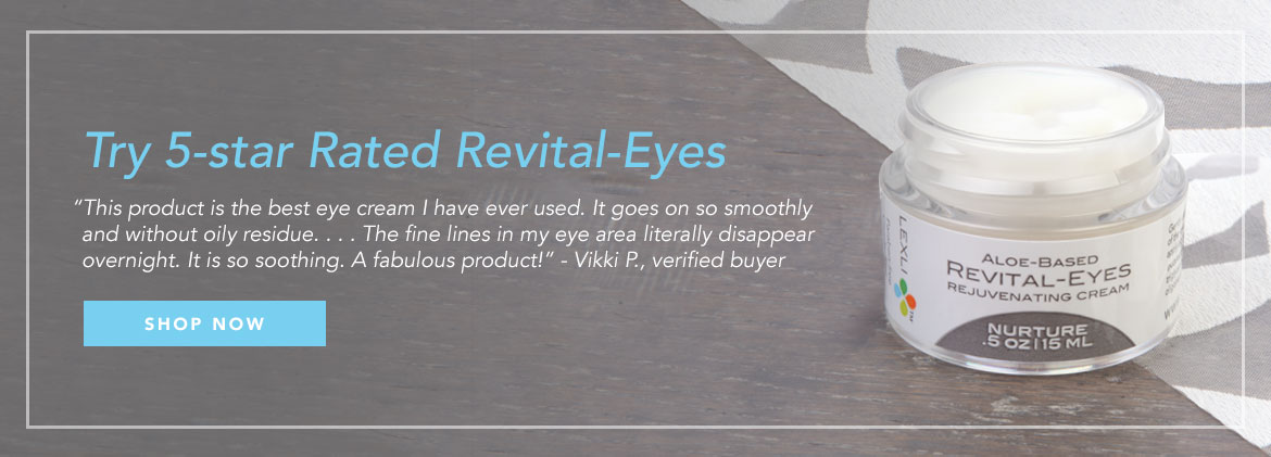 Try 5-star rated Revital-Eyes