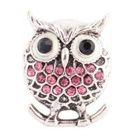 BARN OWL - PINK