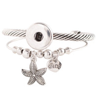 WISH SEA STAR BANGLE