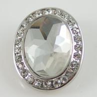 VINTAGE CAMEO - CUT DIAMOND