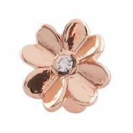 ROSE GOLD DELICATE FLOWER  Z-CHARM