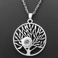 PENDANT - TREE OF LIFE  CIRCLE