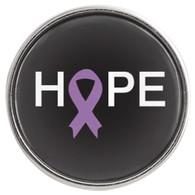 HOPE RIBBON - DOMESTIC VIOLENCE