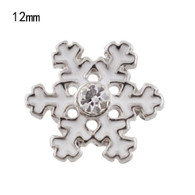 CHRISTMAS - MINI SNOWFLAKES (WHITE)