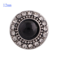 MINI PEARL DIAMONDS - BLACK