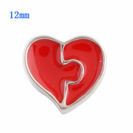 MINI HEART - RED PUZZLE