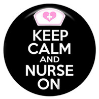 PE - KEEP CALM NURSE ON