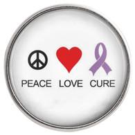 PEACE, LOVE & CURE
