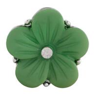 ACRYLIC - GREEN NACAR