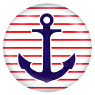 PE - RED STRIPES ANCHOR
