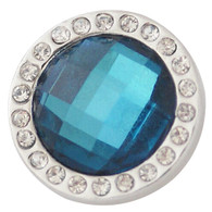 FACETED - TEAL