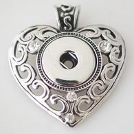 PENDANT - CHERISH HEART