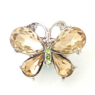 SPRING BUTTERFLY - GOLD