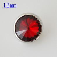 MINI ICE CRYSTAL - DIAMOND  RED