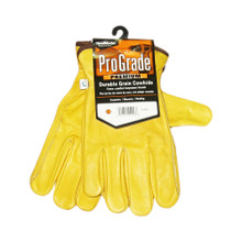 Pro Grade Premium Work Gloves Large