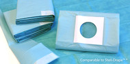 Minor Procedure Drape with Adhesive Aperture A400-APD x20