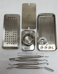 PRF Box with PRF Instruments